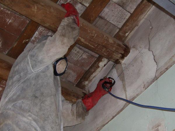 Tratamientos de la madera en granada carcoma termitas - Tratamientos para la madera ...
